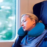 Generic Pack of 2_Travel Neck Support Rest Pillow (Color: Assorted)