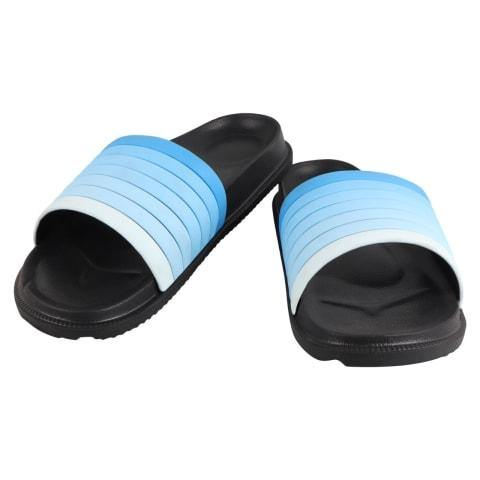 Shadow Blue Strong Sliders for Men - thewardrobe-store-in