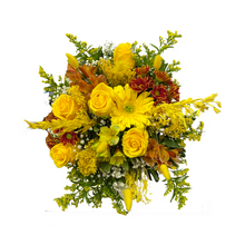 Load image into Gallery viewer, Bouquet di rose gialle - Honey Pot - Flowers Palermo