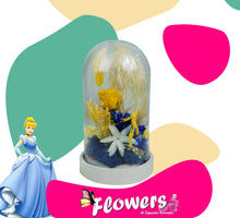 Load image into Gallery viewer, Cloche Cinderella - Flowers Palermo