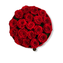 Load image into Gallery viewer, Box di Rose stabilizzate rosso - Flowers Palermo