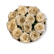 Load image into Gallery viewer, Box di Rose stabilizzate bianco - Flowers Palermo