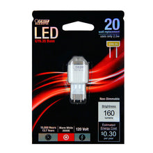 Charger l'image dans la galerie, FEIT ELECTRIC LED GY6.35 BASE