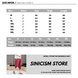 Sinicism Store Men Embroidery Summer Chinese Style Harem Pants Mens Oversize Joggers Pants 2020 Male Loose Pants Linen Bottoms