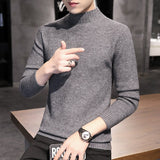 Mens Sweaters 2020 Winter Christmas Sweater Men Pullover Men Cashmere Turtleneck Pull Homme Clothes Jersey Hombre
