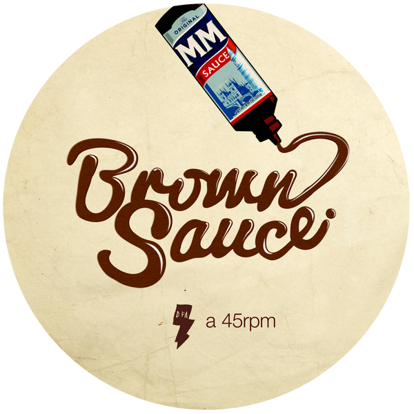 Marcus Marr - Brown Sauce 12""