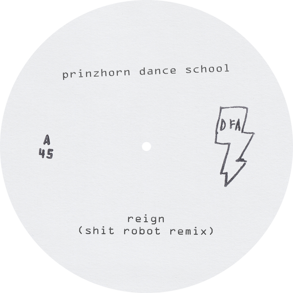 "Prinzhorn Dance School - Shit Robot & Optimo (Espacio) Remixes (White Label 12"")"