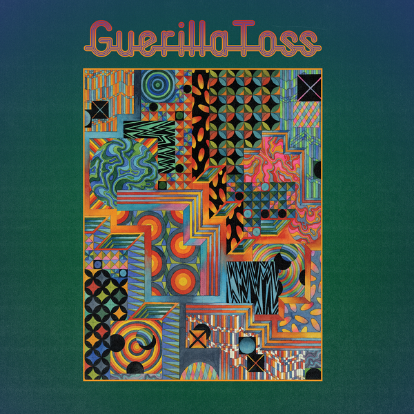 Guerilla Toss - Twisted Crystal 12""