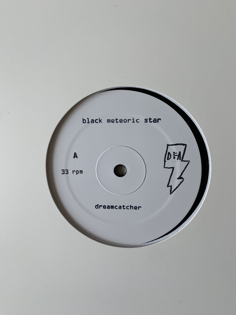 "Black Meteoric Star - Dreamcatcher w/ art poster (White Label 12"")"