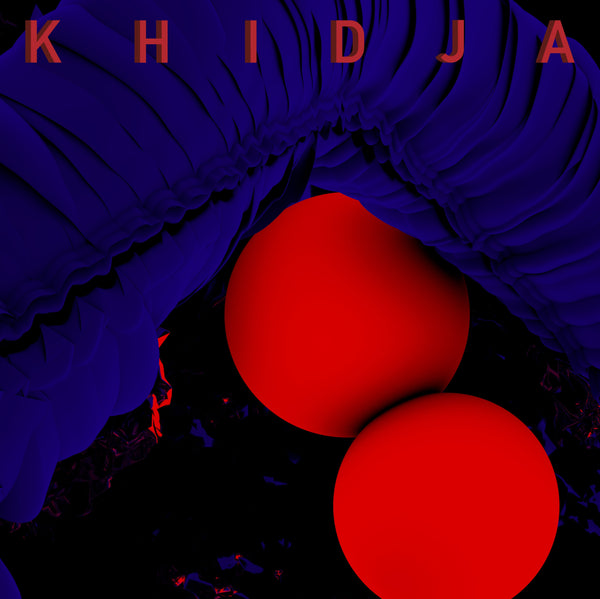 Khidja - In The Middle Of The Night 12""