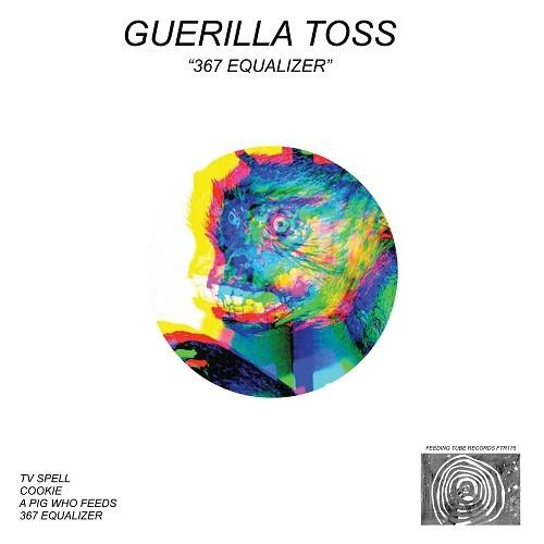 Guerilla Toss - 367 Equalizer (Random Color LP)