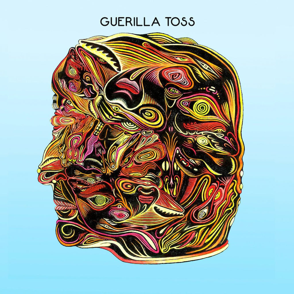 Guerilla Toss - Smack The Brick