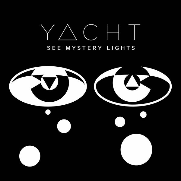 YACHT - See Mystery Lights 12""