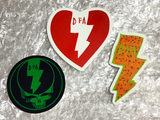 DFA Sticker Pack - Summer 2020