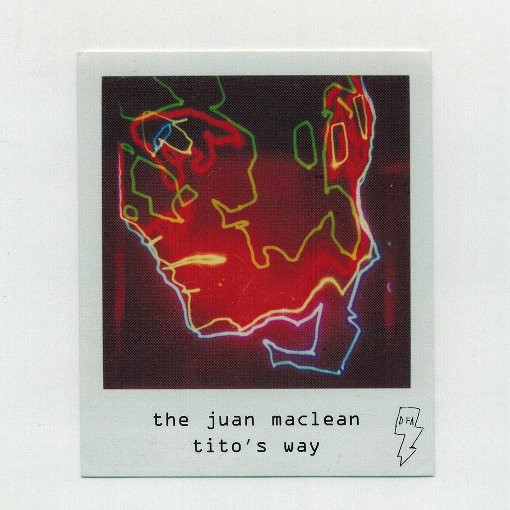 The Juan Maclean - Tito's Way 2xLP