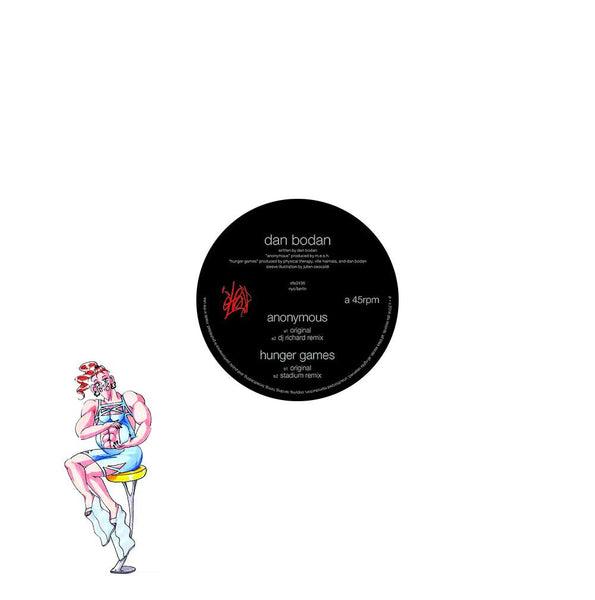 Dan Bodan - Anonymous / Hunger Games 12""