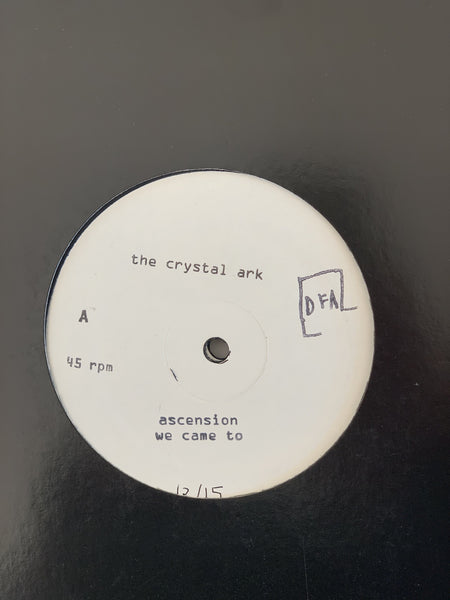 The Crystal Ark - The Crystal Ark (White Label)