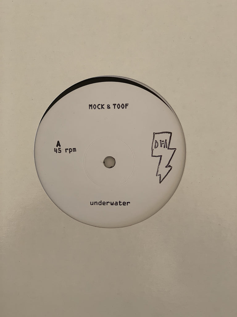 "Mock & Toof - Underwater (White Label 12"")"