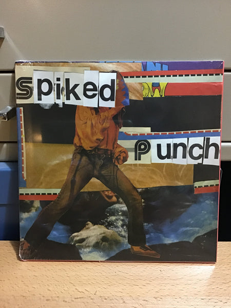 "Spiked Punch (Black Dice) - Guinea Pig / Vanilla Meatball 7"" Ltd. 300"