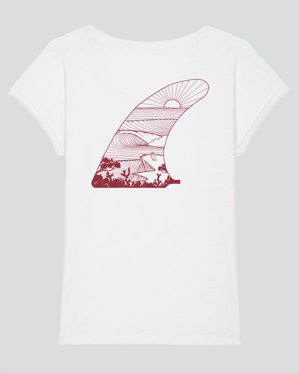 FIN BROTHERS WOMAN TEE