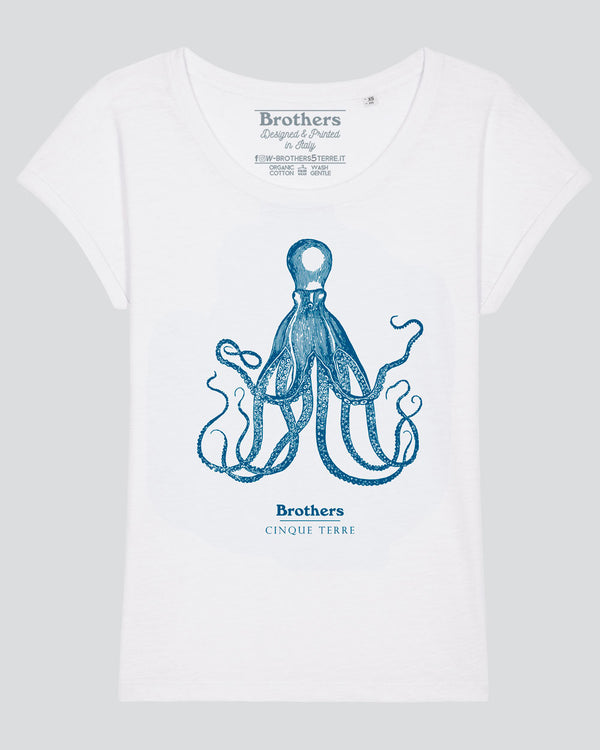 OCTOPUS BROTHERS WOMEN TEE