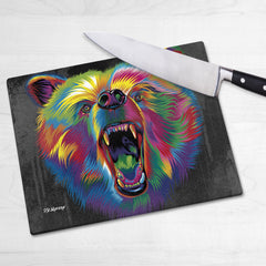 Brian the Bear Chopping Boards