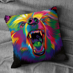 Brian the Bear Cushion