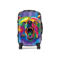 Brian the Bear Suitcases