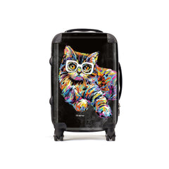 Nicola the Cat Suitcases