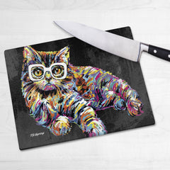 Nicola the Cat Chopping Boards