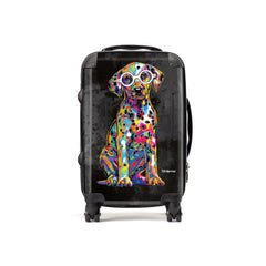 Fabian the Dalmatian Suitcases