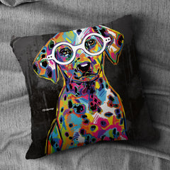 Fabian the Dalmatian Cushion