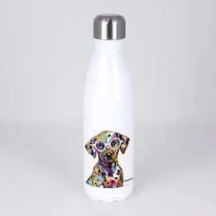 Fabian the Dalmatian Stainless Steel Water Bottle