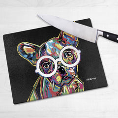 Hollie the French Bulldog Chopping Boards