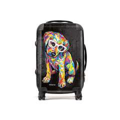 Zachary the Labrador Suitcases