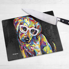 Zachary the Labrador Chopping Boards