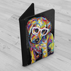 Zachary the Labrador Passport Holder