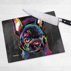 Deidra the French Bulldog Chopping Boards