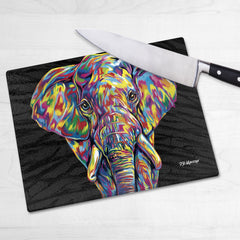 Paige the Elephant Chopping Boards