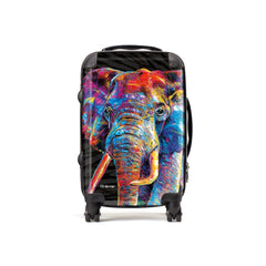 Dewey the Elephant Suitcases