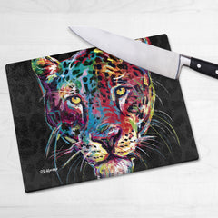 Adrian the Leopard Chopping Boards
