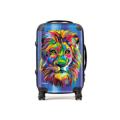 Elliot the Lion Suitcases