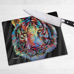 Roman the Tiger Chopping Boards