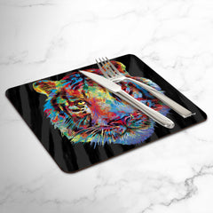Roman the Tiger Placemats