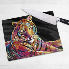 Pheobe the Tiger Chopping Boards