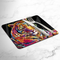 Pheobe the Tiger Placemats