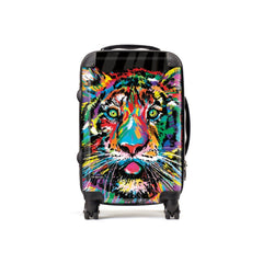 Julia the Tiger Suitcases