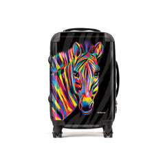 Laura the Zebra Suitcases