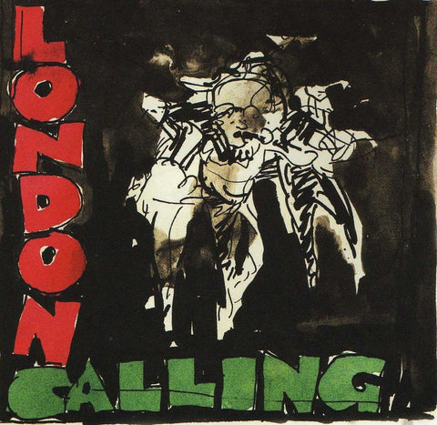 London Calling - Conceptual artwork -  Print
