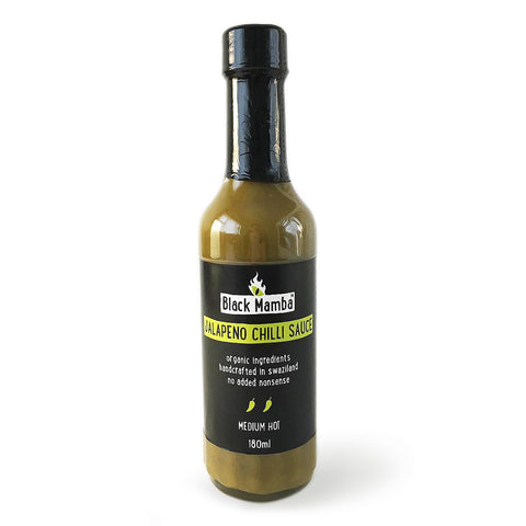 Jalapeno Chilli Sauce 180ml
